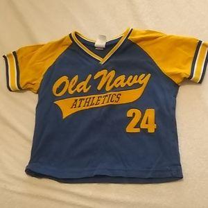 Old Navy Vintage tee (2T)